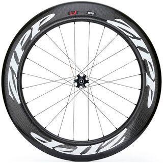 Zipp 808 Firecrest Tubular Disc-brake, schwarz/weiß - Vorderrad