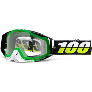 100% Racecraft, simbad/Lens: clear - MX Brille