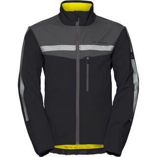 Vaude Men's Luminum Softshell Jacket, black - Radjacke