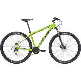 Cannondale Trail 6 27.5 2017, green - Mountainbike