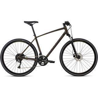 Specialized Crosstrail Sport 2020, black/green - Fitnessbike