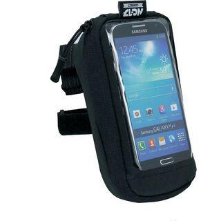 NC-17 Connect Smartphone Tasche für Vorbau, black - Schutzhülle