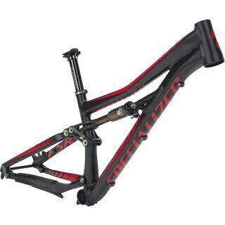 Specialized SX FSR Frame 2014, Ano Black - Fahrradrahmen