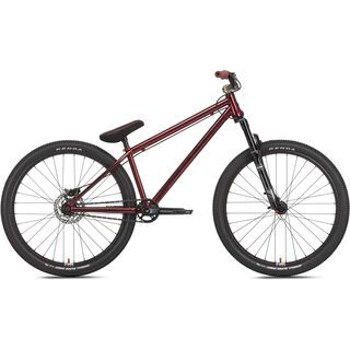 NS Bikes Metropolis 1 red 2021