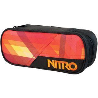 Nitro Pencil Case, geo fire