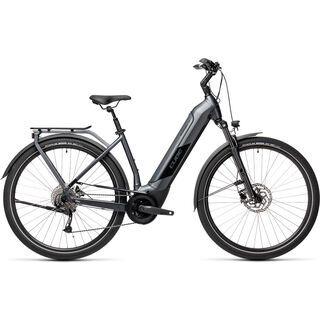 Cube Kathmandu Hybrid ONE 500 Easy Entry 2021, iridium´n´black - E-Bike