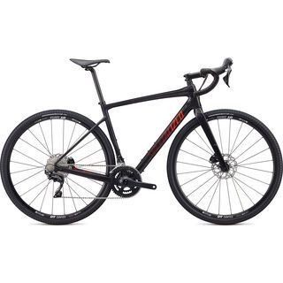 Specialized Diverge Sport 2020, carbon/red/crimson - Gravelbike
