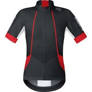 Gore Bike Wear Oxygen Windstopper SO Trikot, black red - Radtrikot