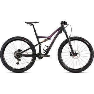 Specialized Rumor Expert 650b 2016, black/charcoal/pink - Mountainbike