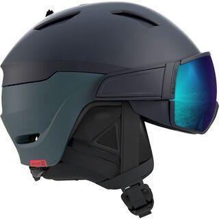 Salomon Driver, dress blue/moroccan - Skihelm