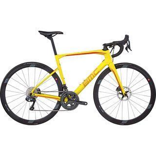 BMC Roadmachine 02 Ultegra Di2 2017, yellow - Rennrad