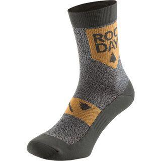 Rocday Timber Socks melange / brown