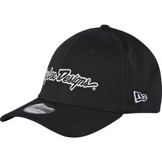 TroyLee Designs Brand 2.0 New Era Hat, black/white - Cap