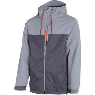 Volcom Commercial Ins Jacket, Charcoal - Snowboardjacke