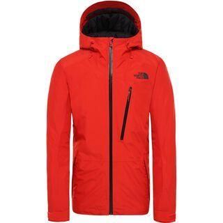 The North Face Mens Descendit Jacket, fiery red - Skijacke