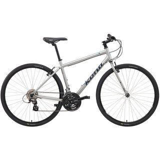 Kona Dew 2014, matt silver - Urbanbike