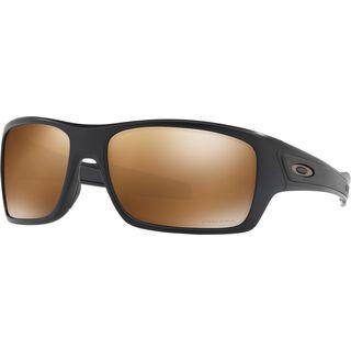 Oakley Turbine Prizm Polarized, matte black - Sonnenbrille
