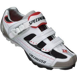 Specialized Pro MTB Women 2013, white/red - Radschuhe