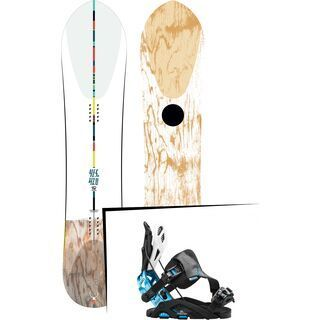 Set: Yes The 420 Powder Hull 2017 + Flow Fuse-GT Hybrid (1513136S)