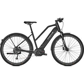Focus Planet² 6.7 Trapeze 2019, black - E-Bike