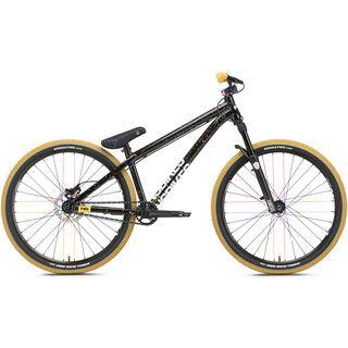 NS Bikes Movement 1 2018, black sprinkled - Dirtbike