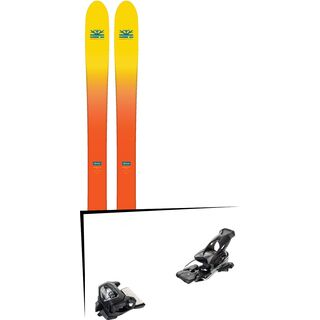 Set: DPS Skis Wailer F112 2017 + Tyrolia Attack² 16 GW (2020405)