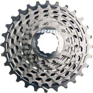SRAM XG-1090 Kassette - 10-fach, silber