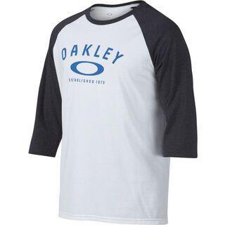 Oakley 50-Classic Raglan, white - T-Shirt