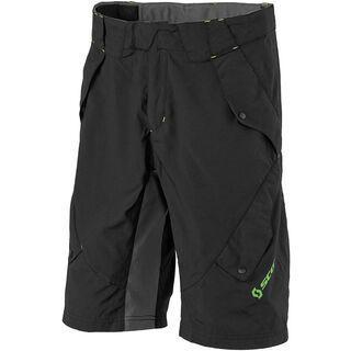 Scott Path 10 ls/fit Shorts, black/green - Radhose
