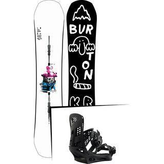 Set: Burton Kilroy Process 2019 + Burton Genesis matty black