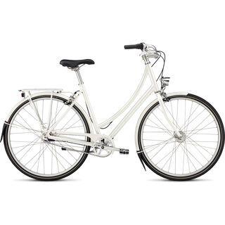 Specialized Daily Elite Step Through 2016, white - Urbanbike
