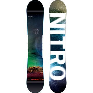 Nitro Team Exposure Gullwing 2019 - Snowboard