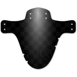 Loose Riders Mudguard Check Black - Schutzblech