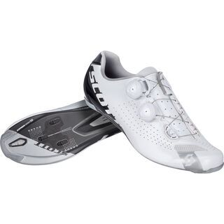 Scott Road RC, white black gloss - Radschuhe