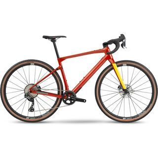 BMC URS Two 2020, red amber - Gravelbike