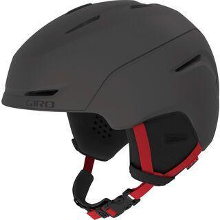 Giro Neo Jr., matte graphite/bright red - Skihelm