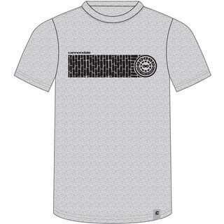 Cannondale Tee Shirt, heather grey - T-Shirt