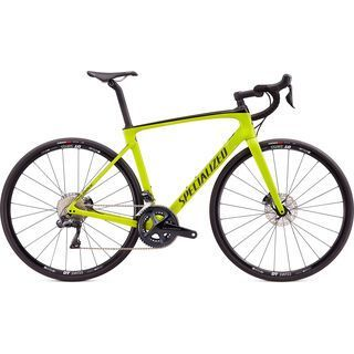 Specialized Roubaix Comp Shimano Ultegra Di2 2020, hyper/charcoal - Rennrad