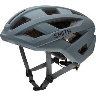 Smith Route, matte charcoal - Fahrradhelm