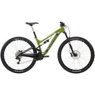 Kona Process 111 2014, matt olive/black - Mountainbike