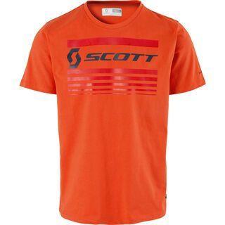 Scott 15 Promo s/sl T-Shirt, tangerine orange
