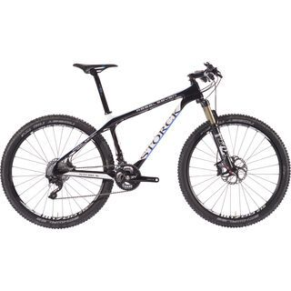 Storck Rebel Seven G1 XT 2015, blue / black / white - Mountainbike