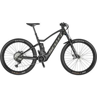 Scott Strike eRide 900 Premium raw carbon/brushed metall 2021