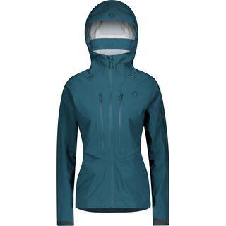 Scott Explorair DRX 3L Women's Jacket, majolica blue - Skijacke