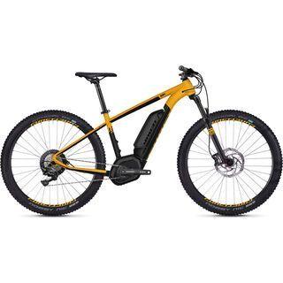 Ghost Hybride Teru B5.7+ AL 2018, yellow/black - E-Bike