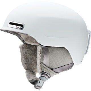 Smith Allure, matte white - Snowboardhelm