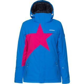 Zimtstern Snowy 15, blue bird/pink - Snowboardjacke