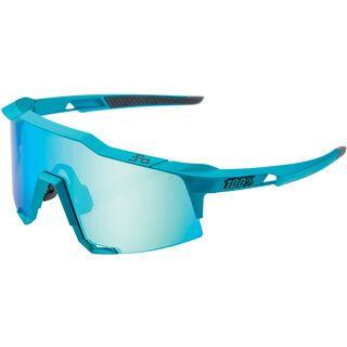100% Speedcraft Peter Sagan LE inkl. WS, blue topaz/Lens: ml mir - Sportbrille