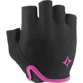 Specialized Women's Body Geometry Grail, black/pink - Fahrradhandschuhe