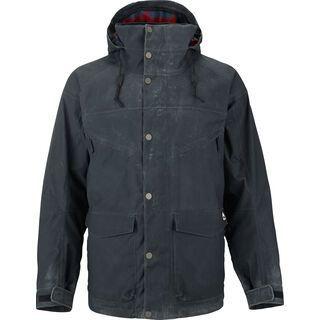 Burton Hellbrook Jacket , True Black Wax - Snowboardjacke
